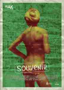 Souvenir - cartel