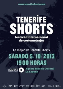 Tenerife Shorts en Aguere Cultural