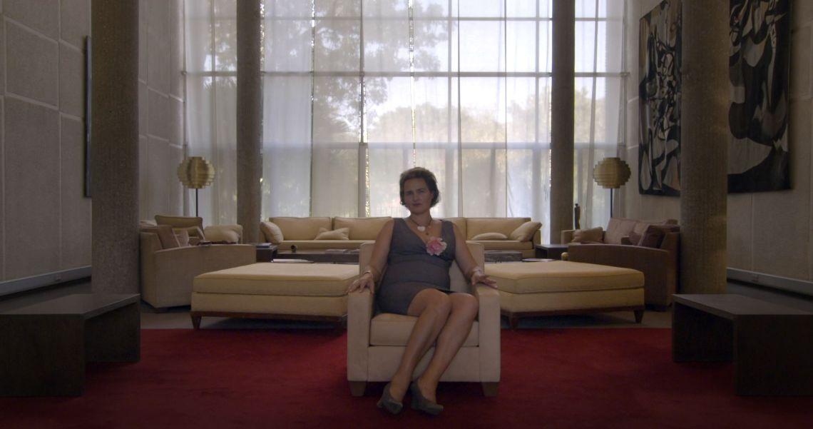 The Ambassador's Wife still 1